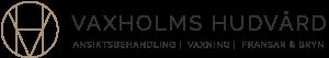 Vaxholms Hudvård Logotyp